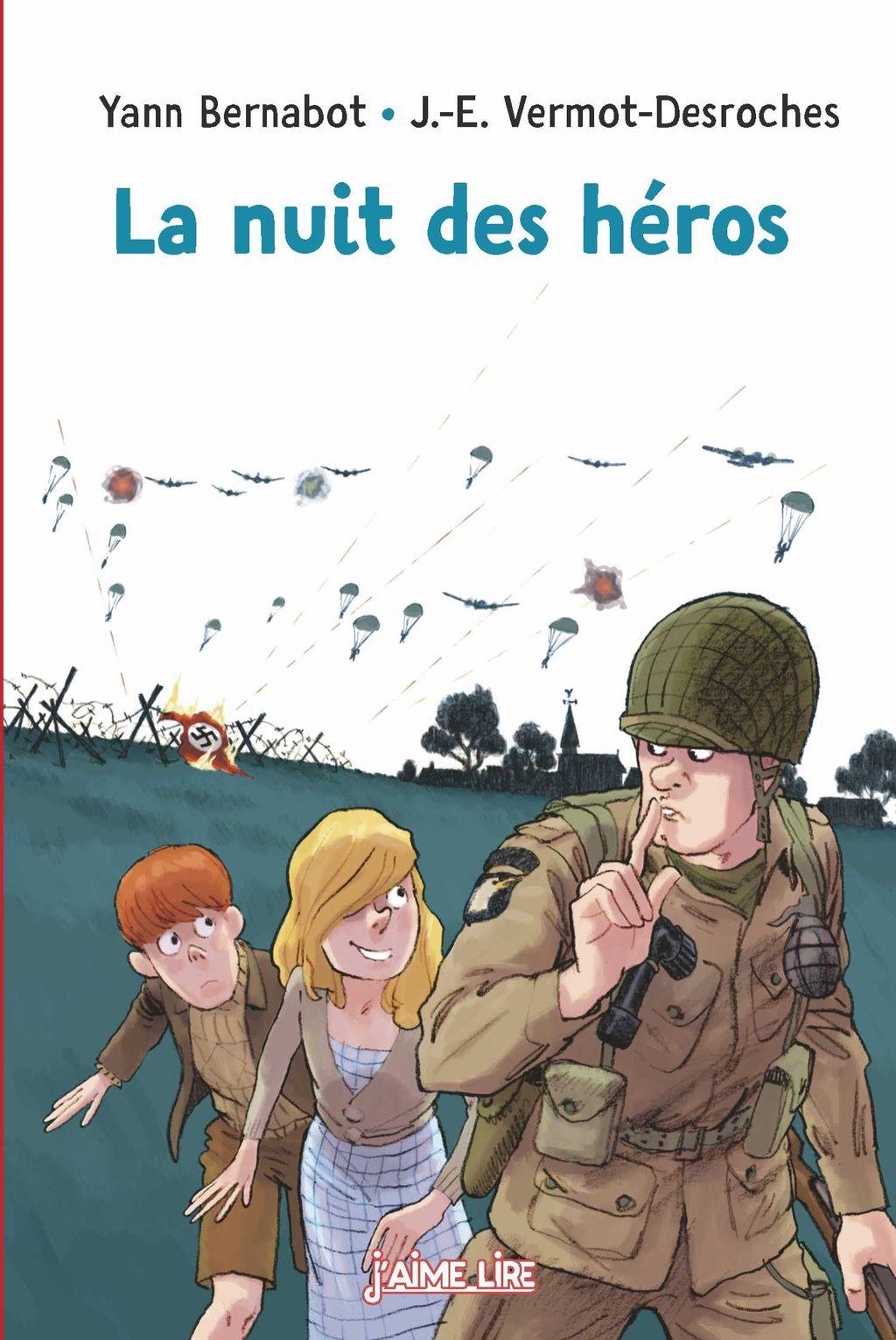 Couverture de «La nuit des héros»