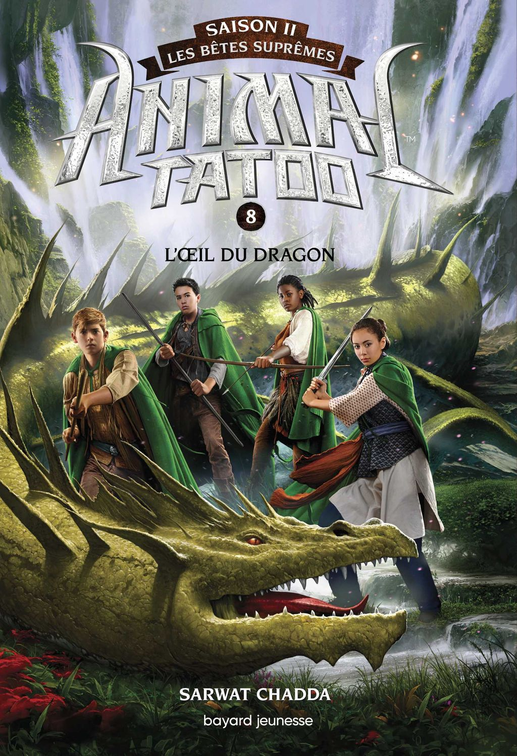 Couverture de « L'œil du dragon »