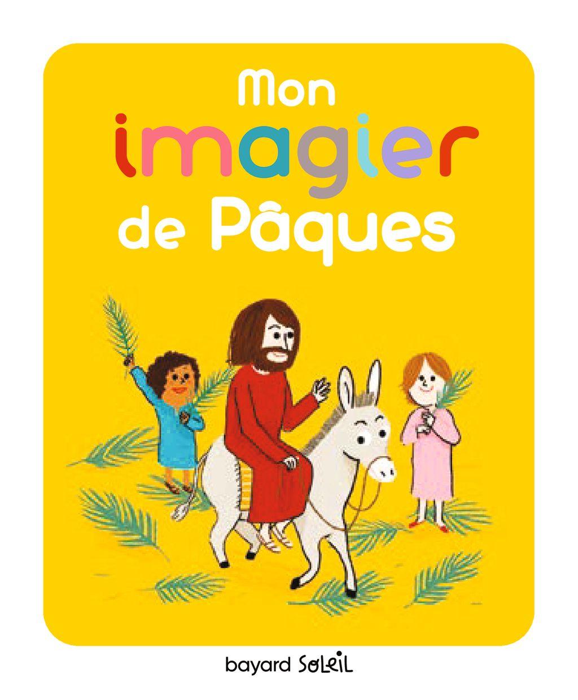 Couverture de «Mon imagier de Pâques»