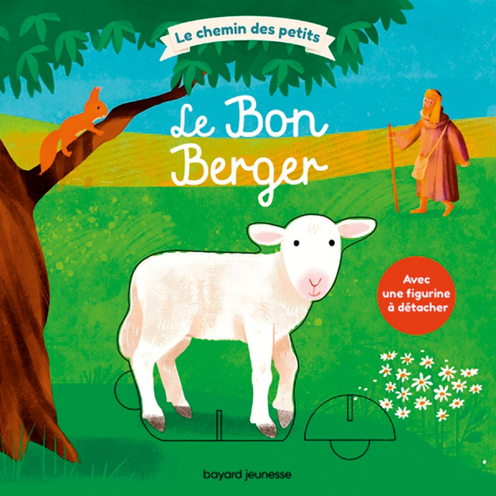 Couverture de « Le bon Berger »