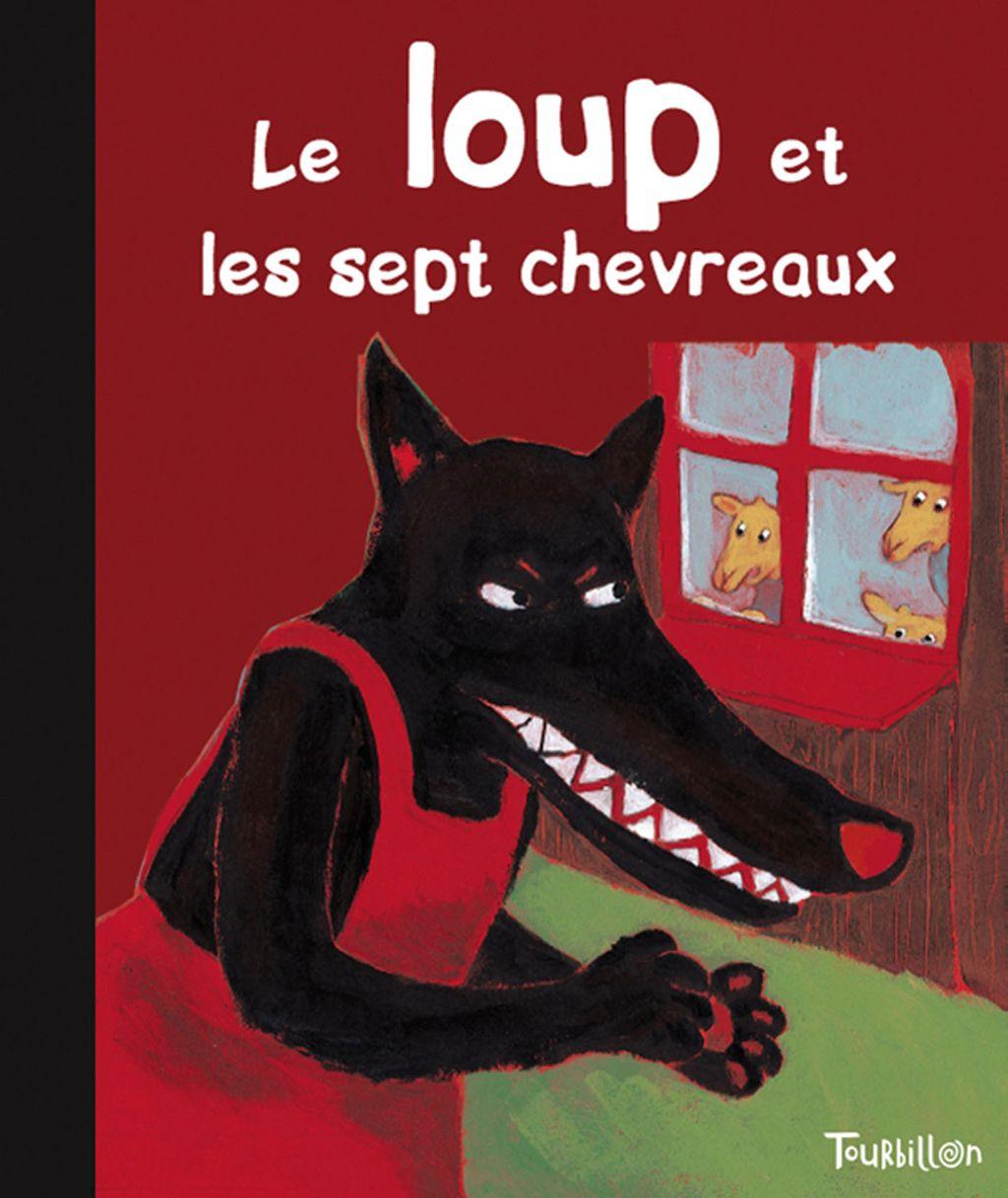 «Le loup et les sept chevreaux» cover