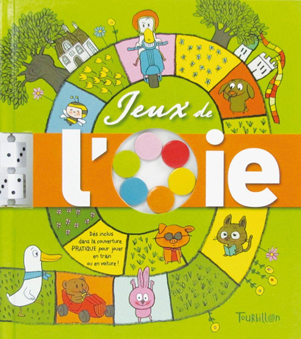 «Jeux de l'oie» cover
