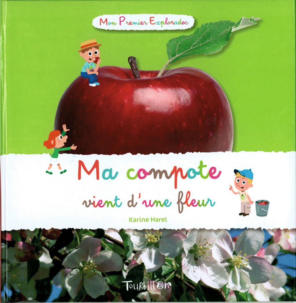 «Ma compote vient d'une fleur» cover