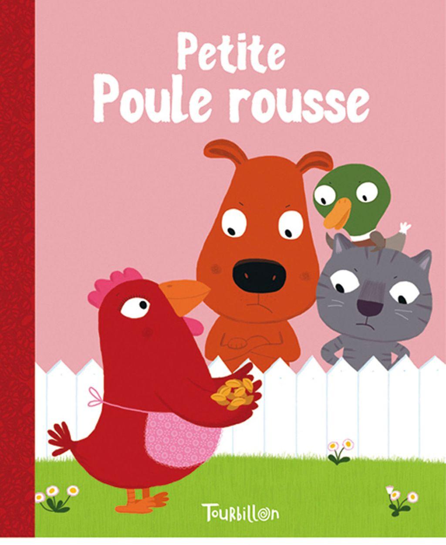 «Petite poule rousse» cover
