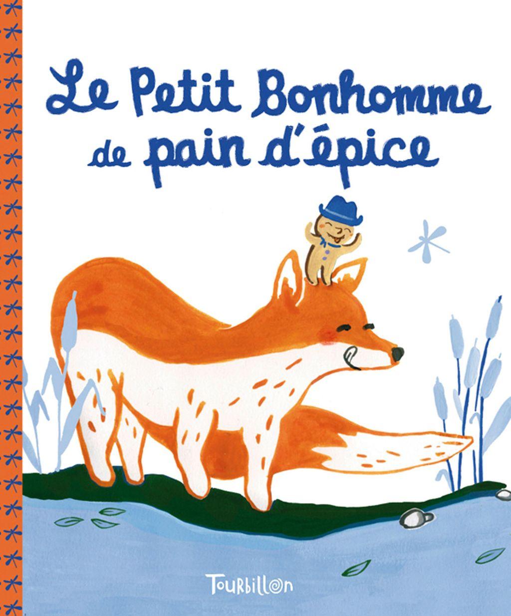 «Le bonhomme de pain d'épice» cover