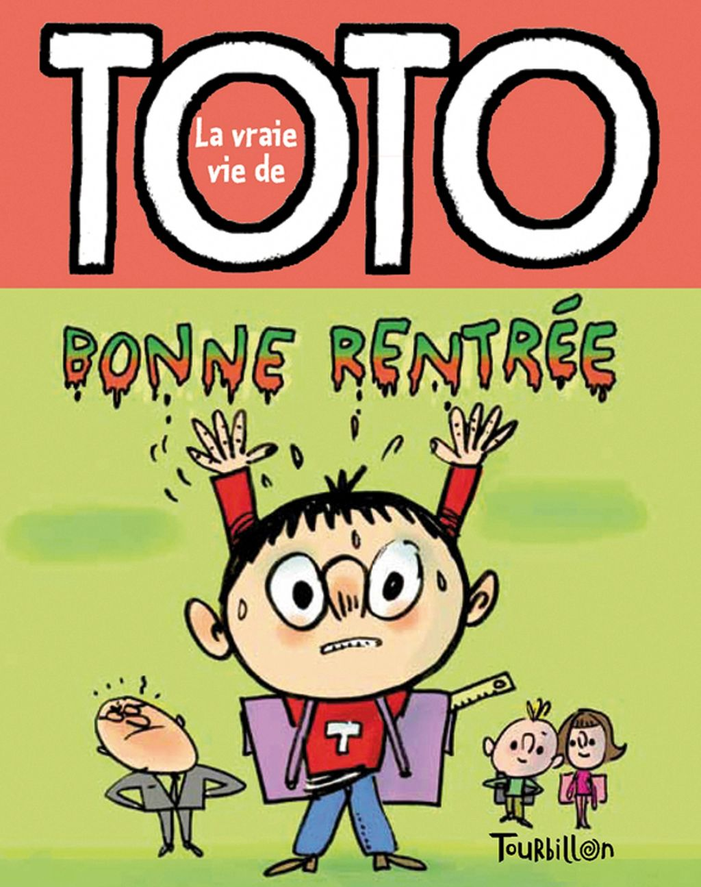 « BONNE RENTREE TOTO » cover
