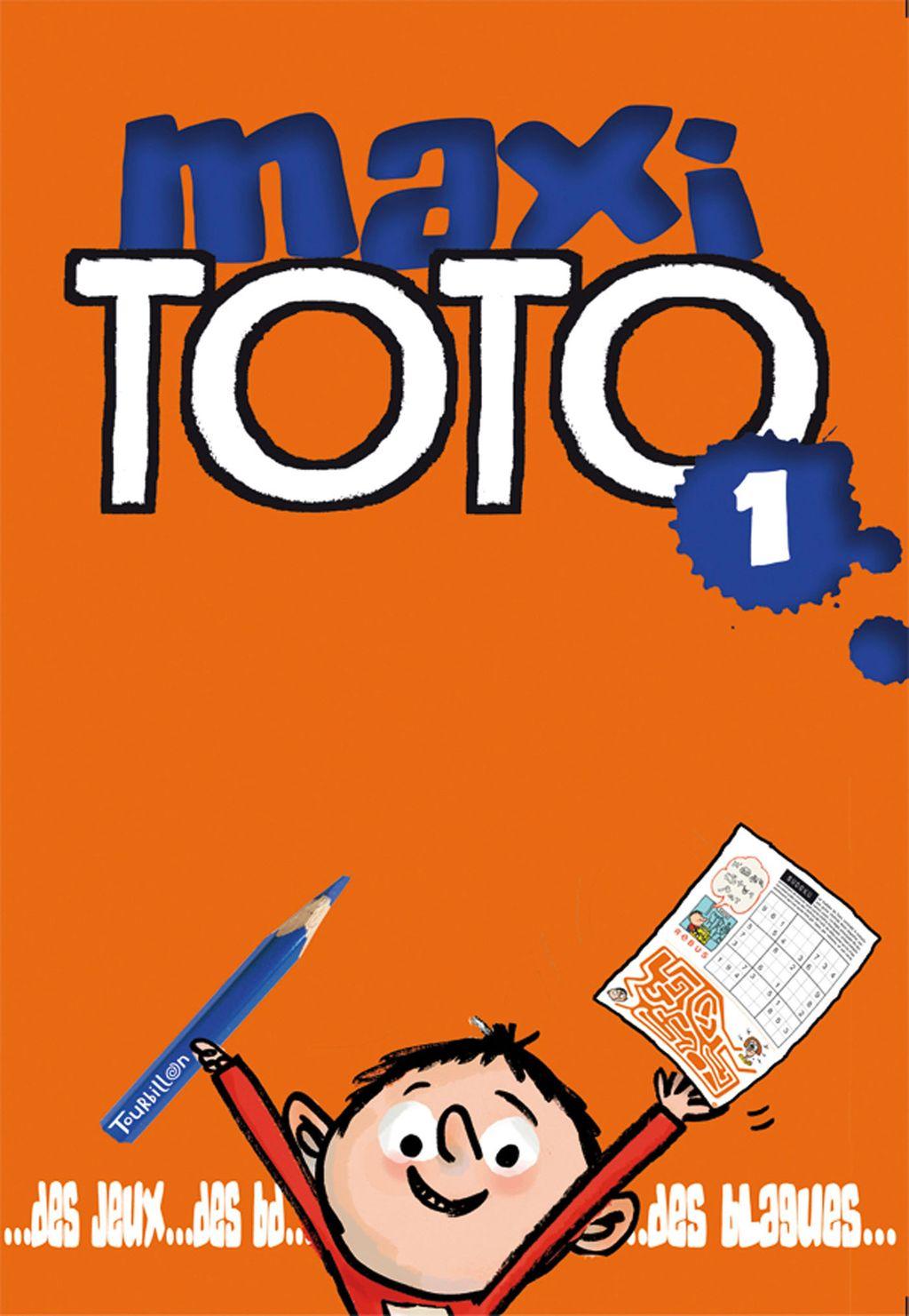 «Maxi Toto 1» cover