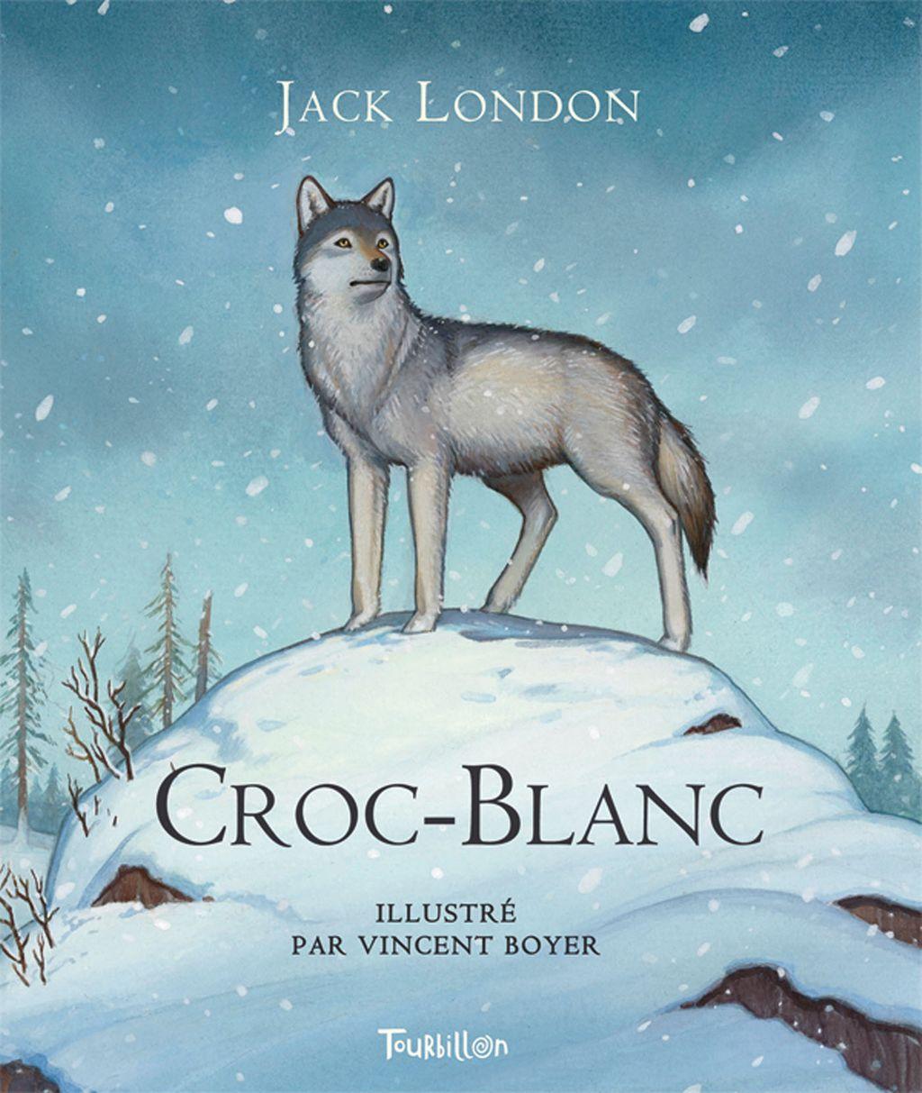 Couverture de «Croc Blanc»