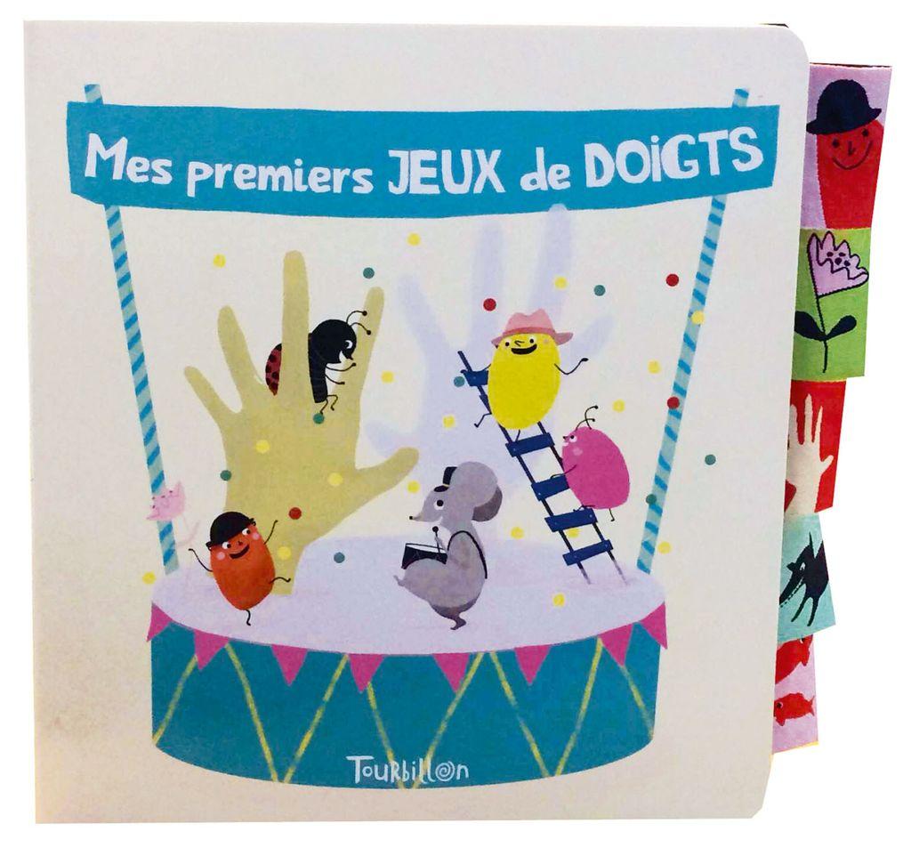 «Mes premiers jeux de doigts» cover