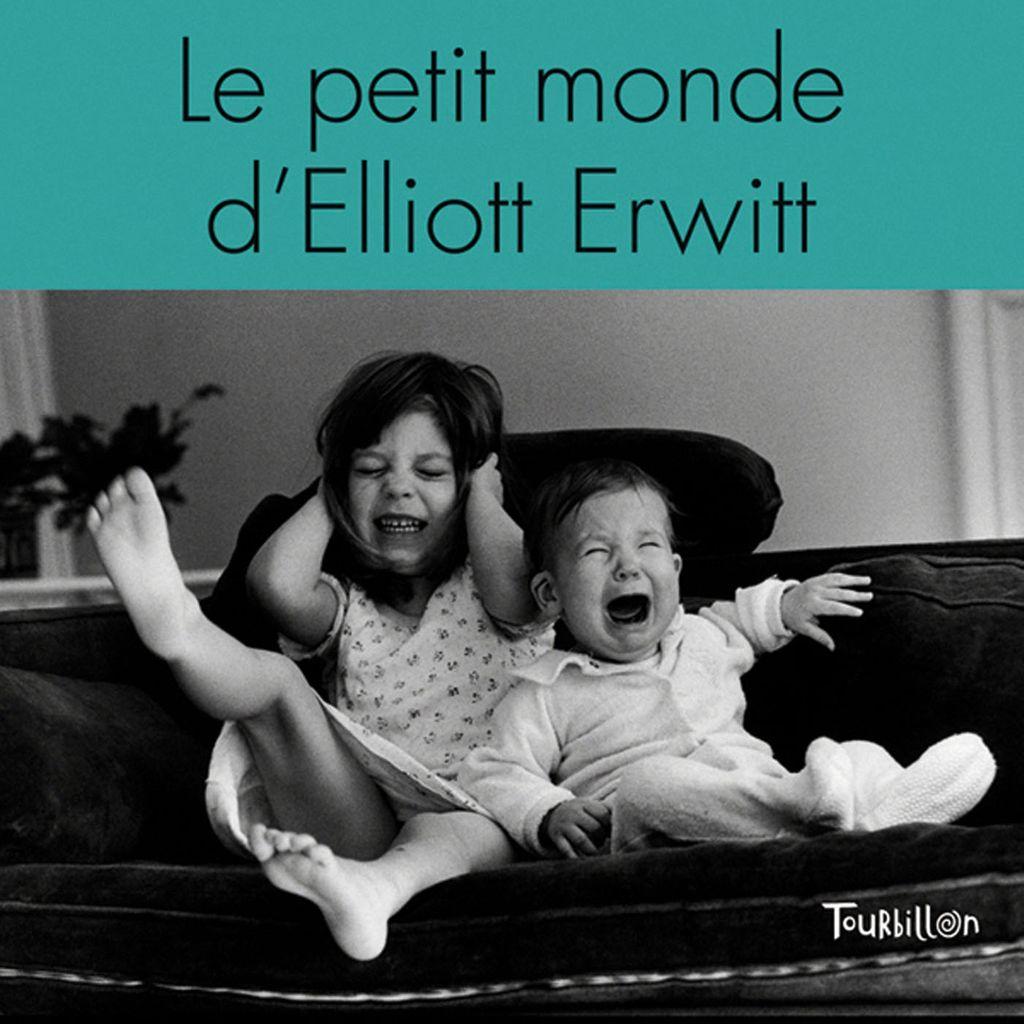 Couverture de «Le petit monde d'Elliott»