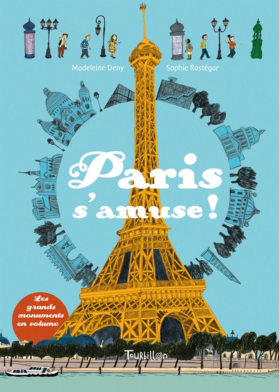 Couverture de «Paris s'amuse»