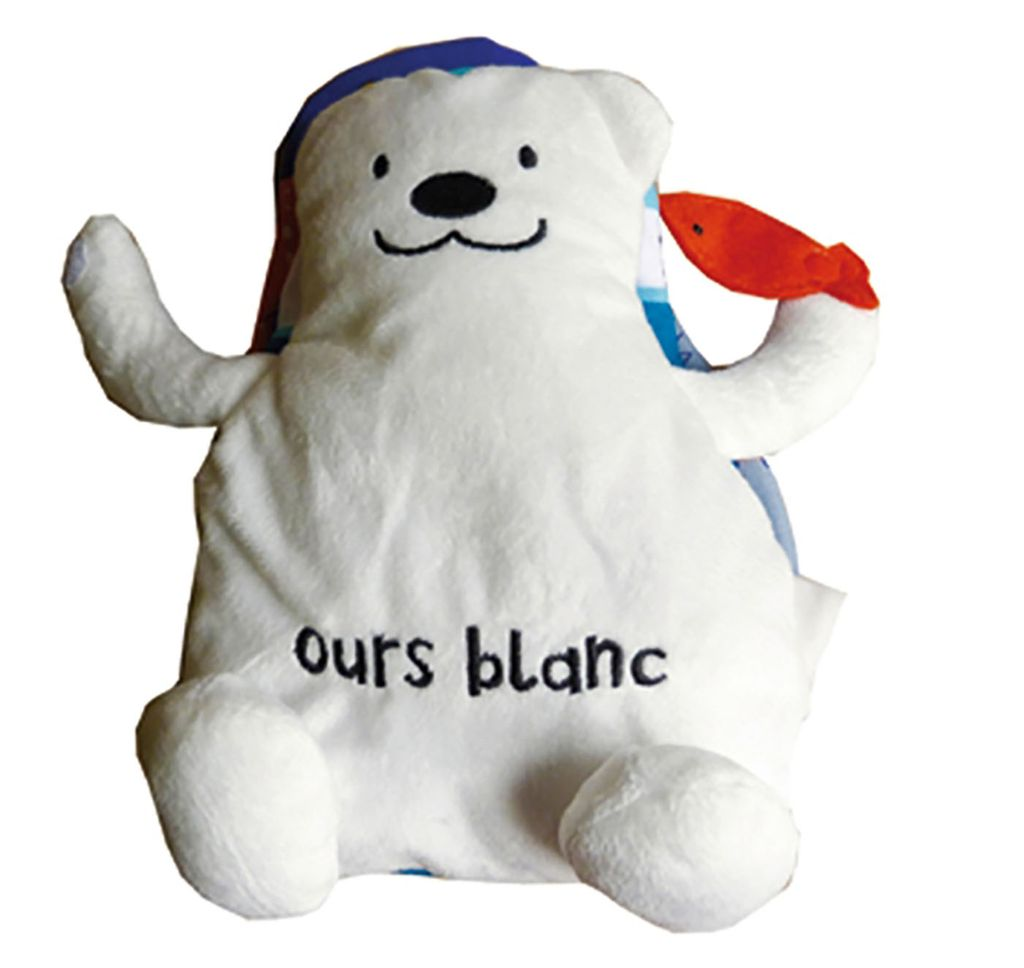 Couverture de «Ours blanc»