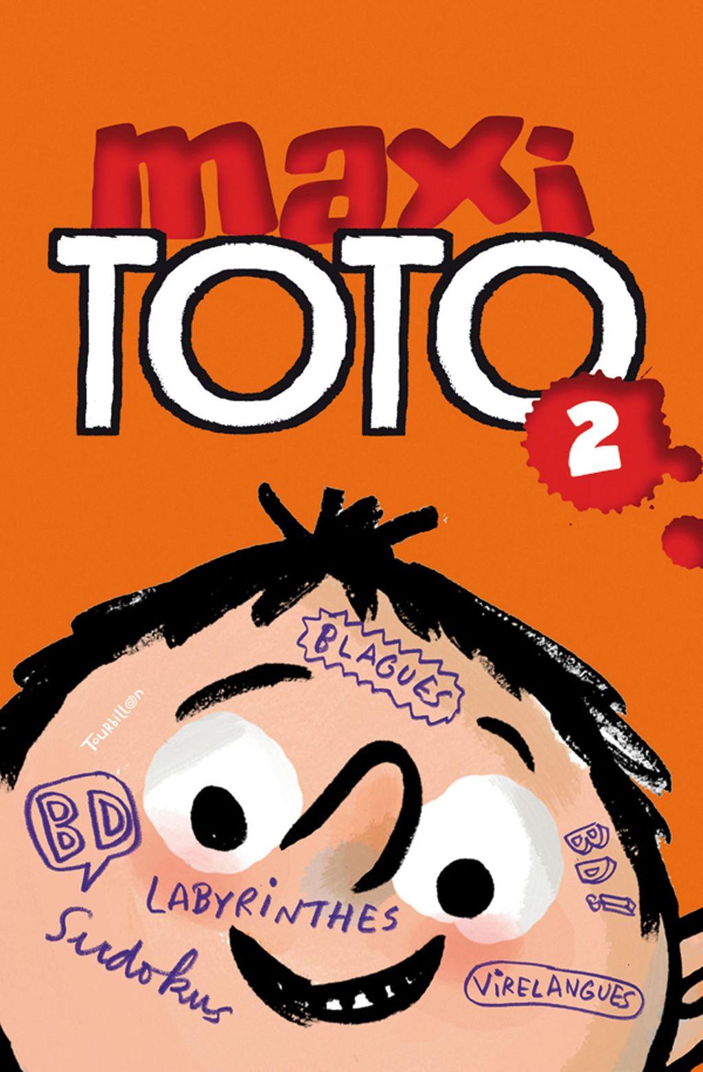 Couverture de «Maxi Toto 2»