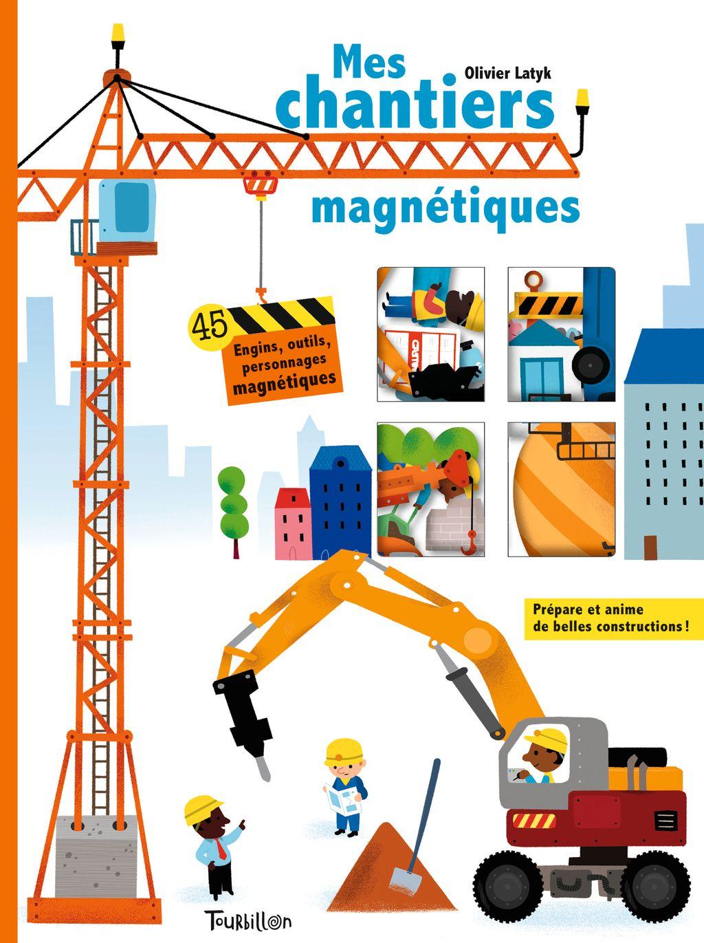 Couverture de «Mes chantiers magnétiques»