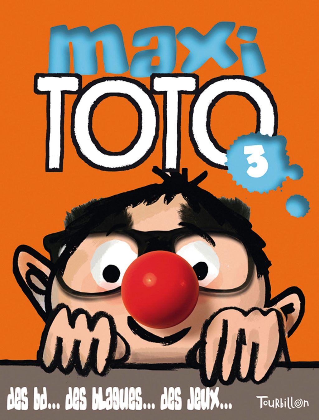 «Maxi Toto 3» cover