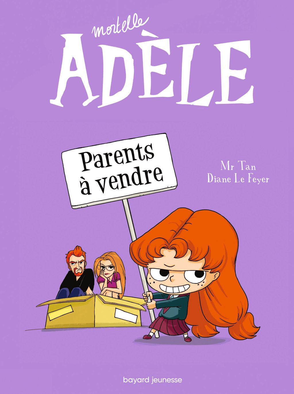 « Parents à vendre » cover