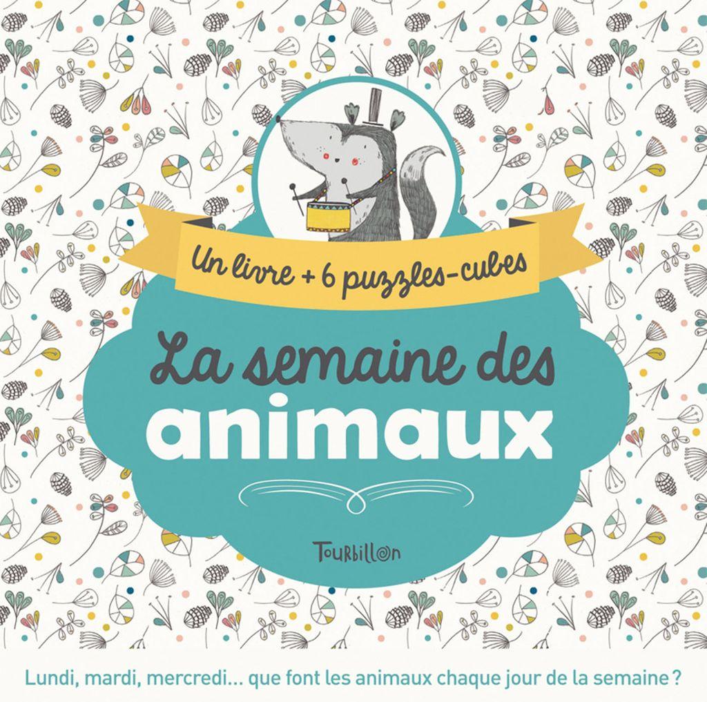 «La semaine des animaux» cover