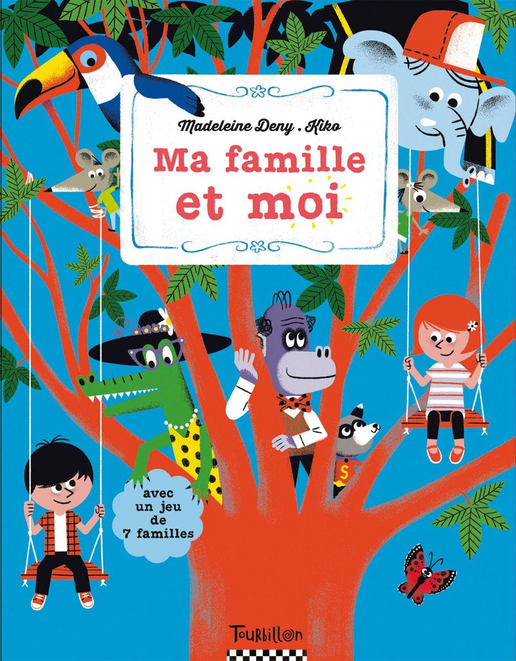 «Ma famille et moi» cover