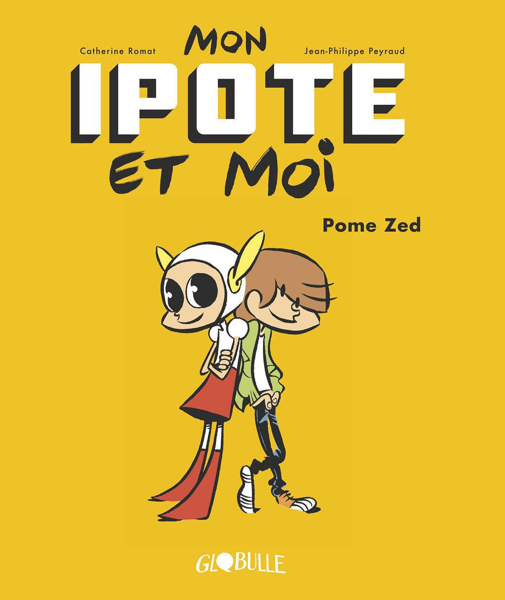 « Mon Ipote et moi T.1 » cover