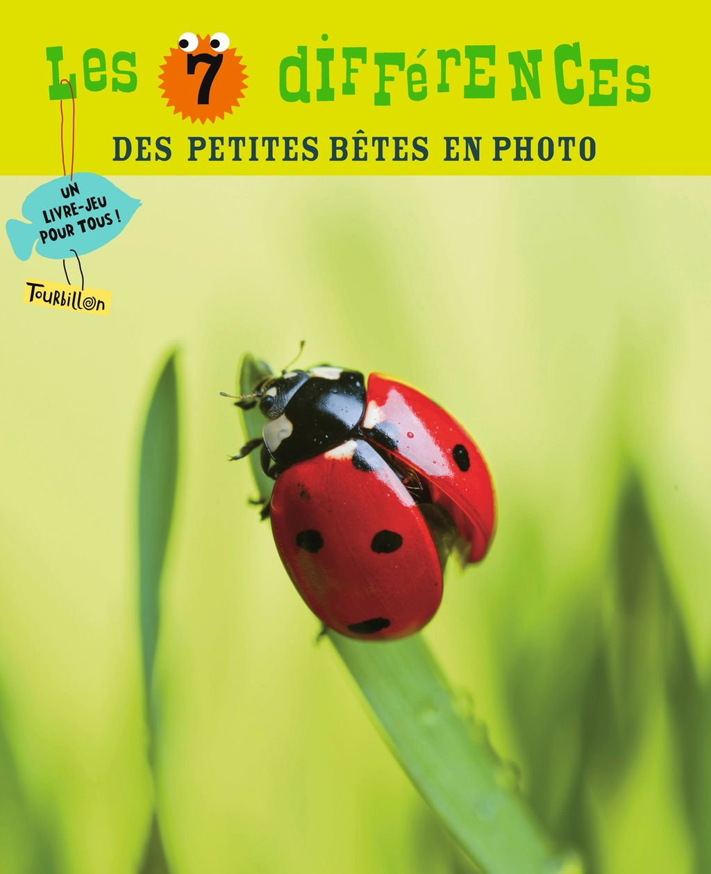 «LES 7 DIFFERENCES – PETITES BETES» cover
