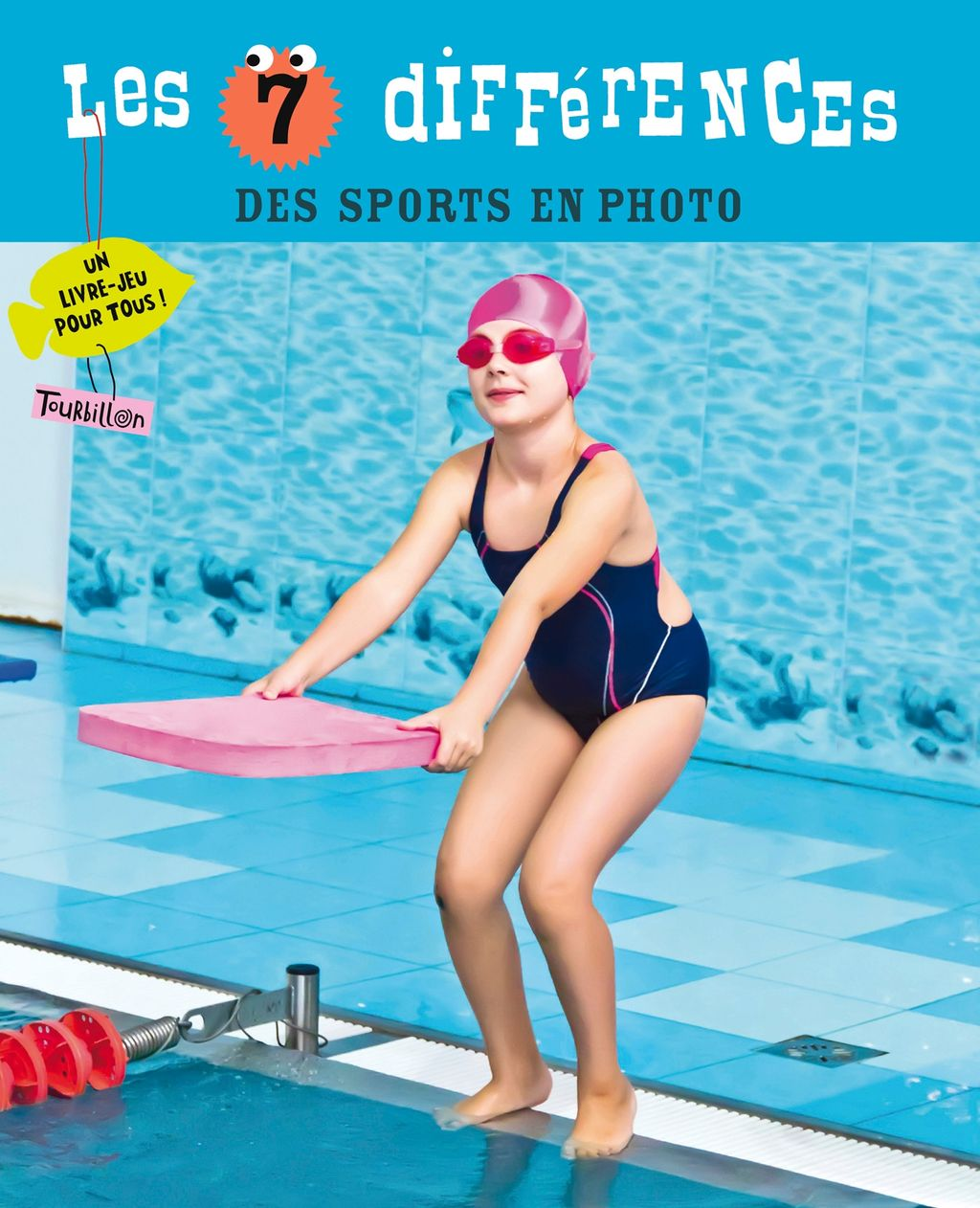 « LES 7 DIFFERENCES – SPORT » cover