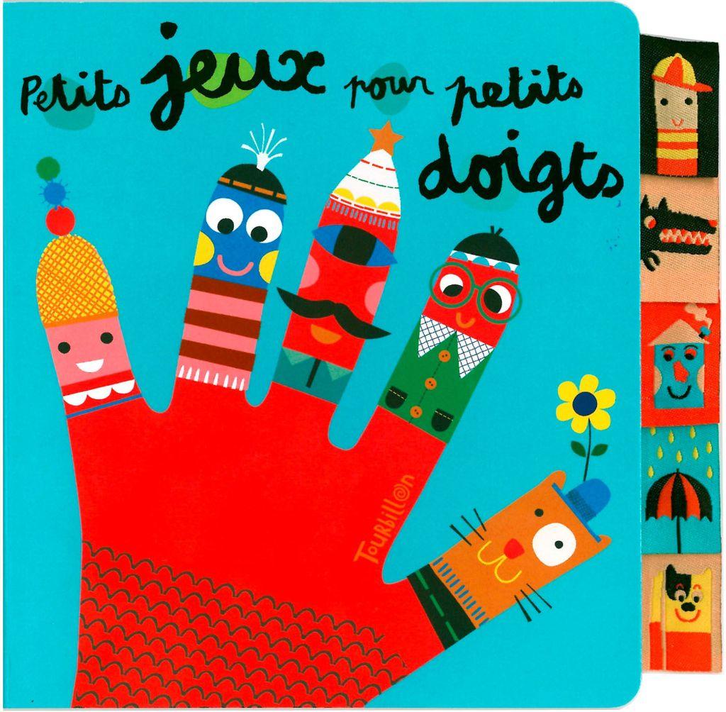 Couverture de «Petits jeux pour petits doigts»