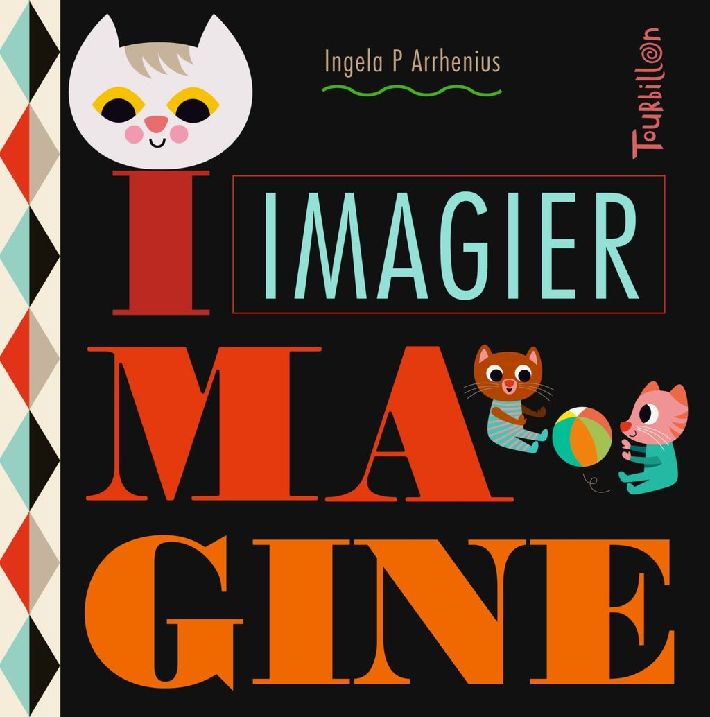 «IMAGIER IMAGINE» cover