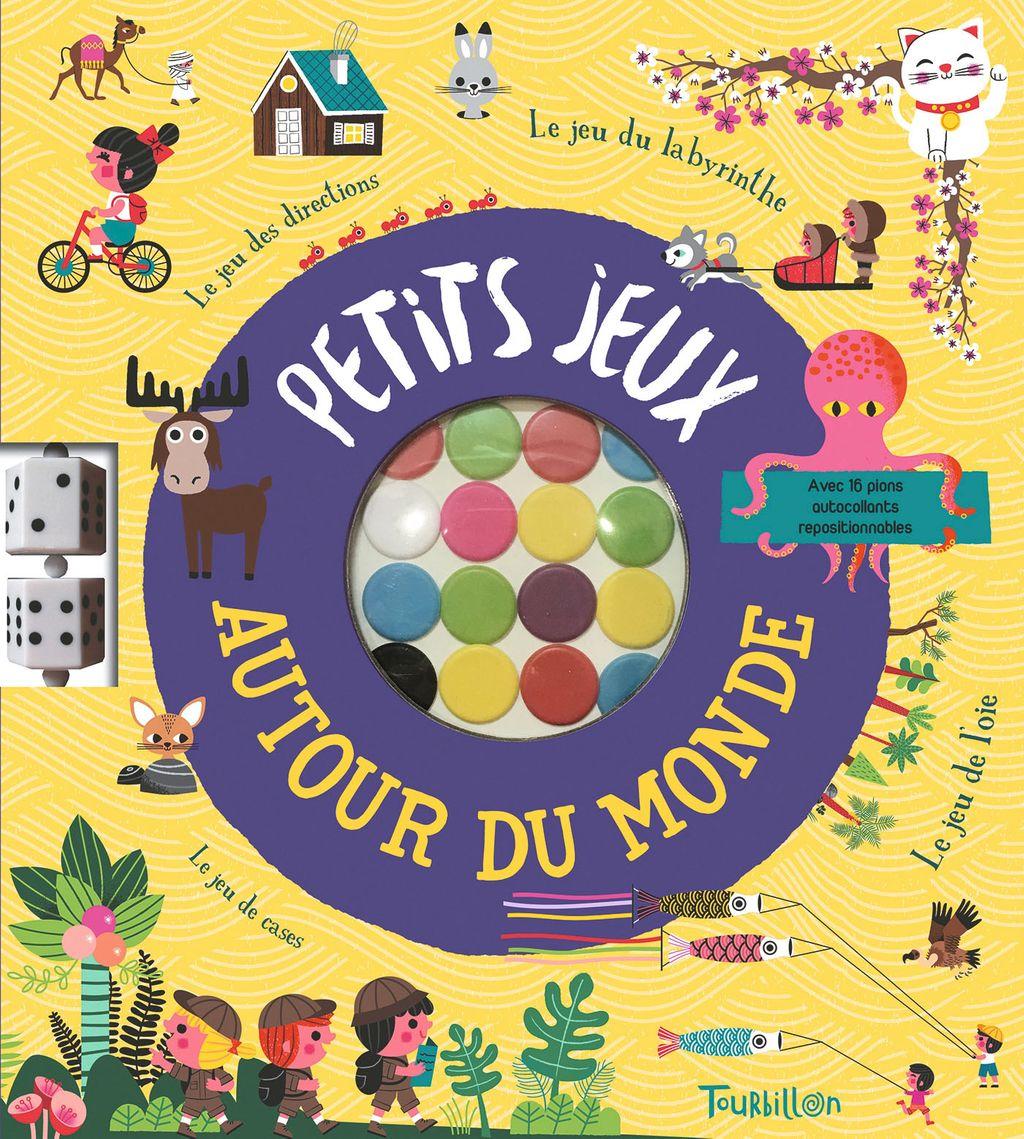 Couverture de «Petits jeux autour du monde»