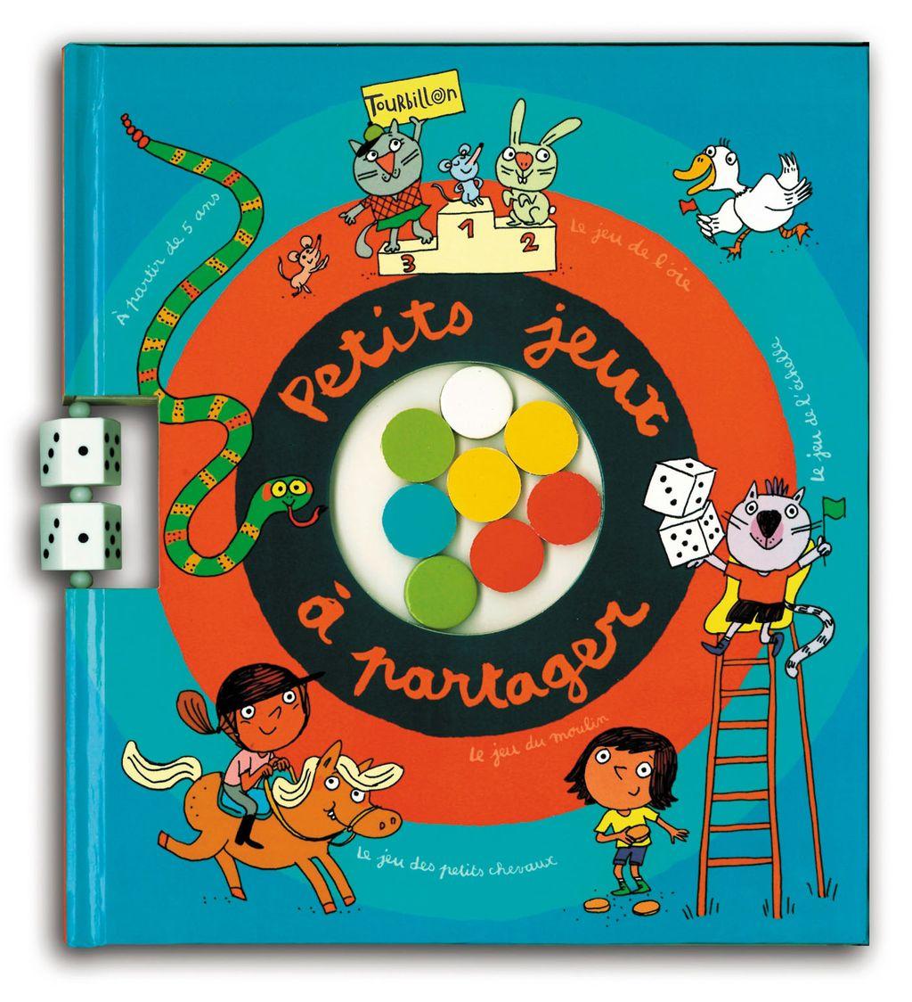 Couverture de «Petits jeux à partager»