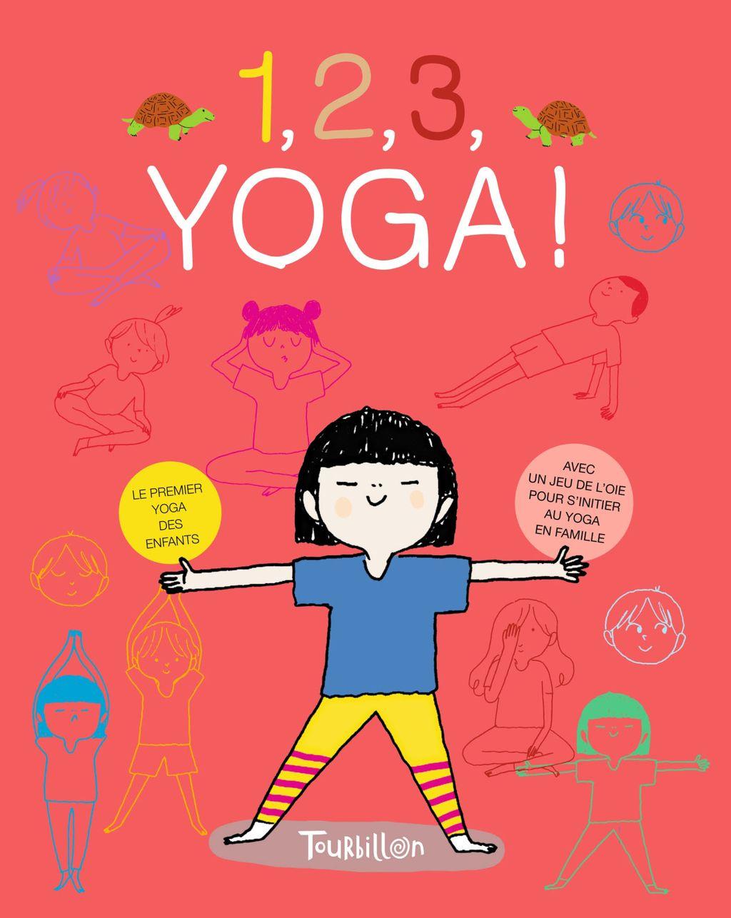 «1, 2, 3, Yoga» cover