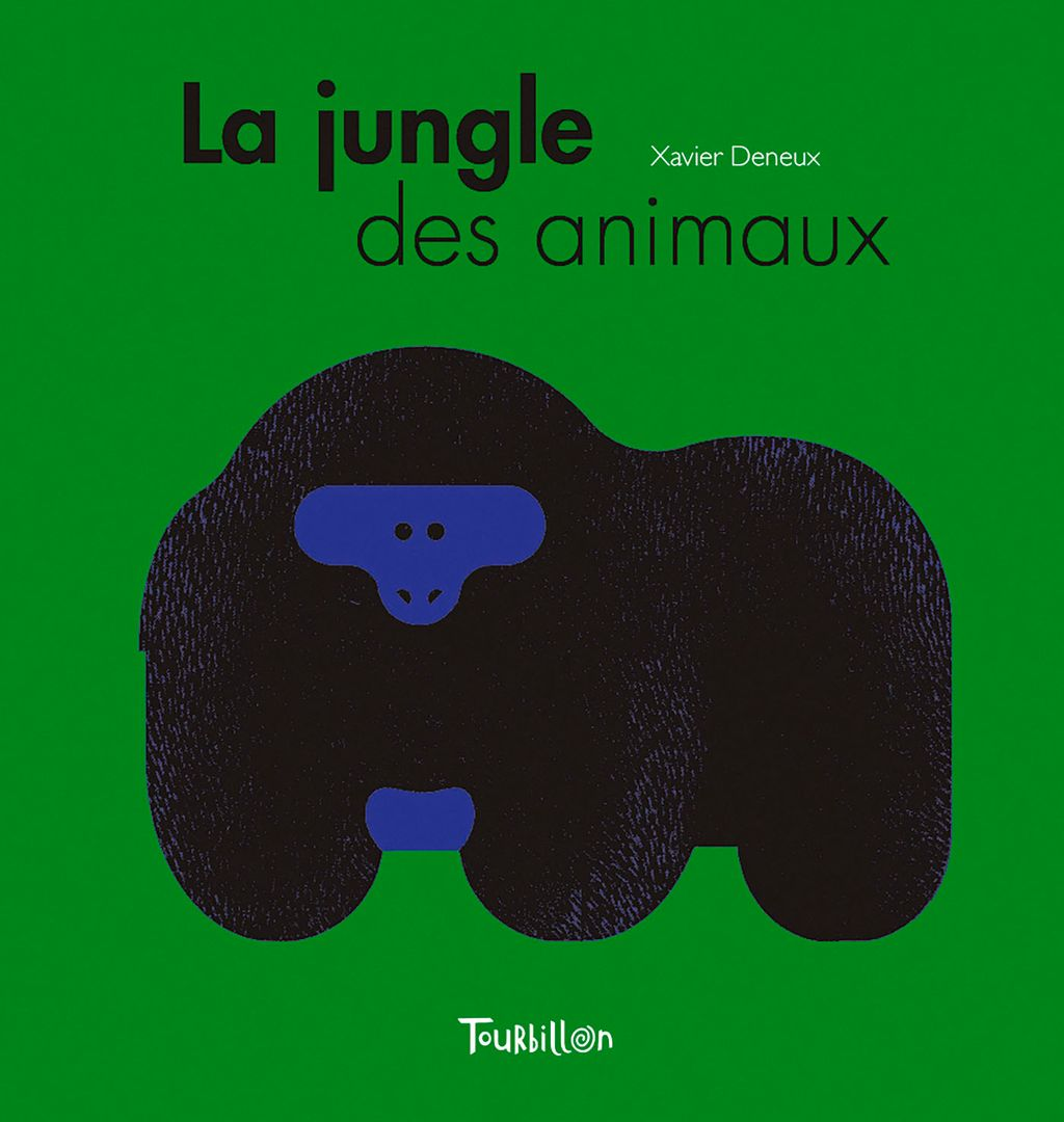 Couverture de «La jungle des animaux»