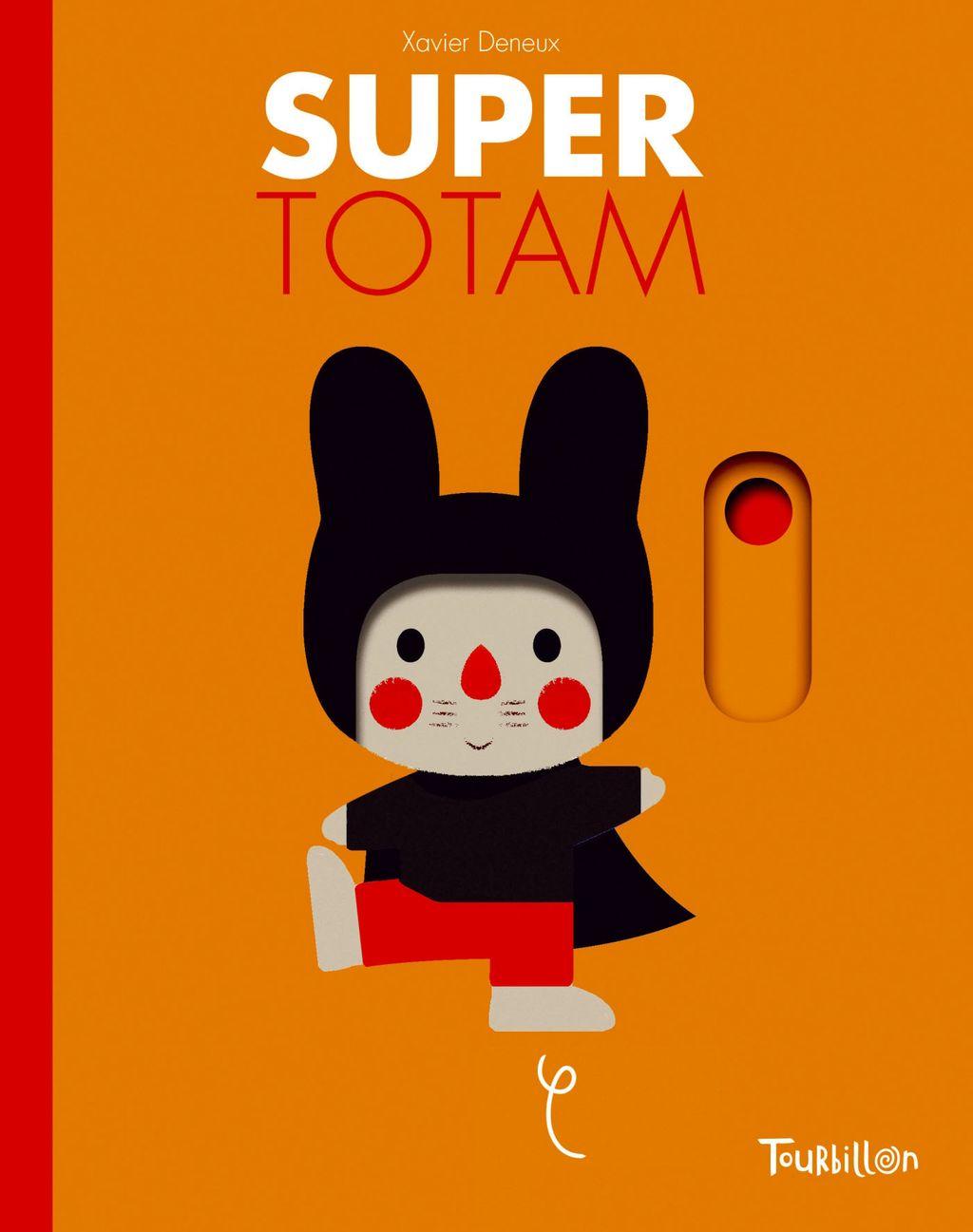 Couverture de «Super Totam animé»