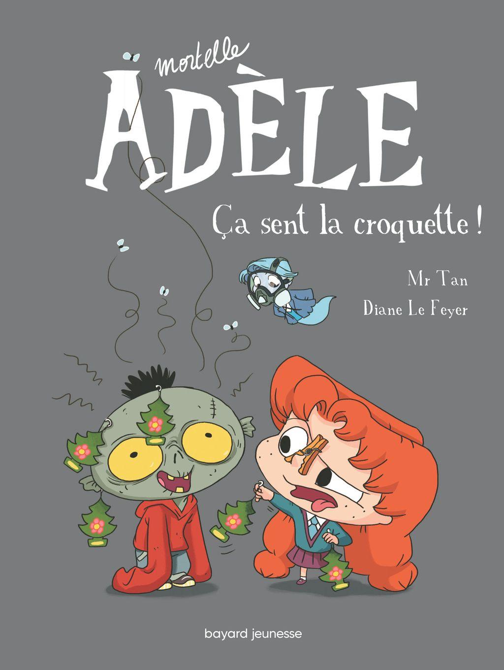 «Ça sent la croquette !» cover