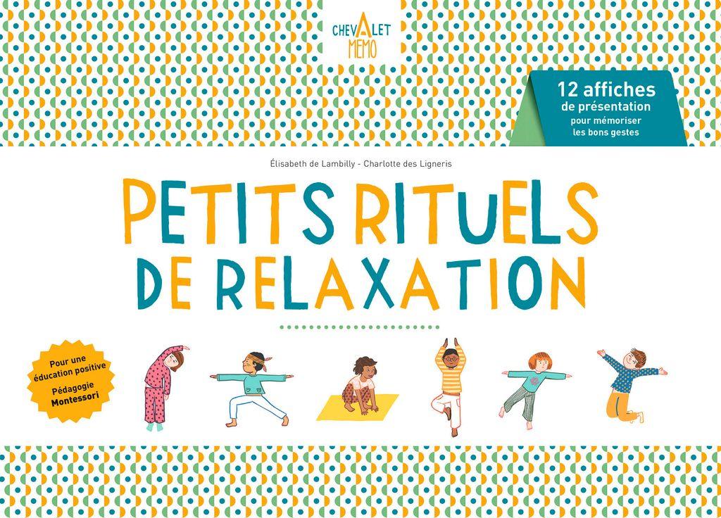 Couverture de «Chevalet Memo – Petits rituels de relaxation»