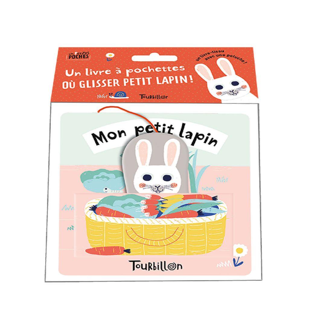 Couverture de «Mon petit lapin -Tissu»