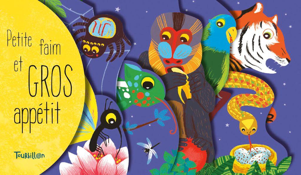 «Petites faims et gros appétits» cover