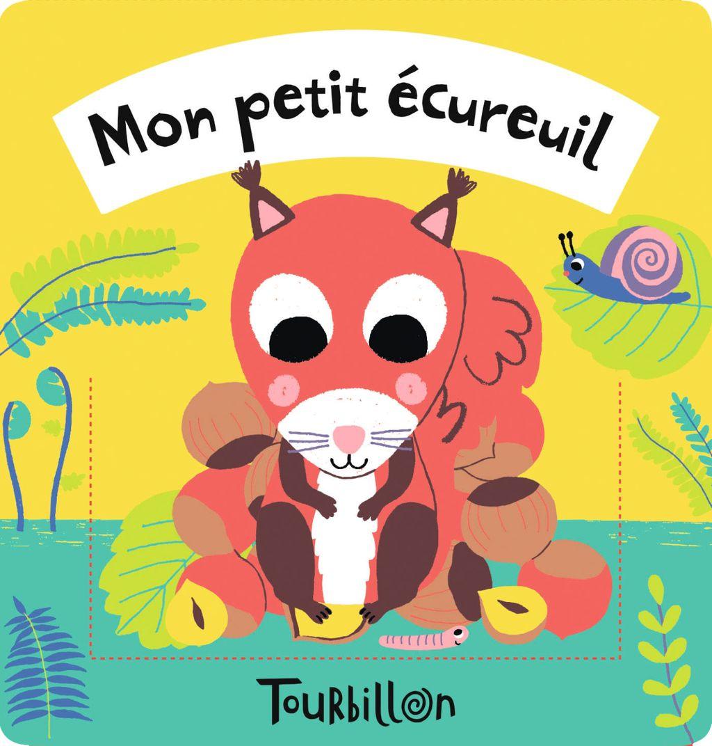 Couverture de «Mon petit écureuil – Tissu»