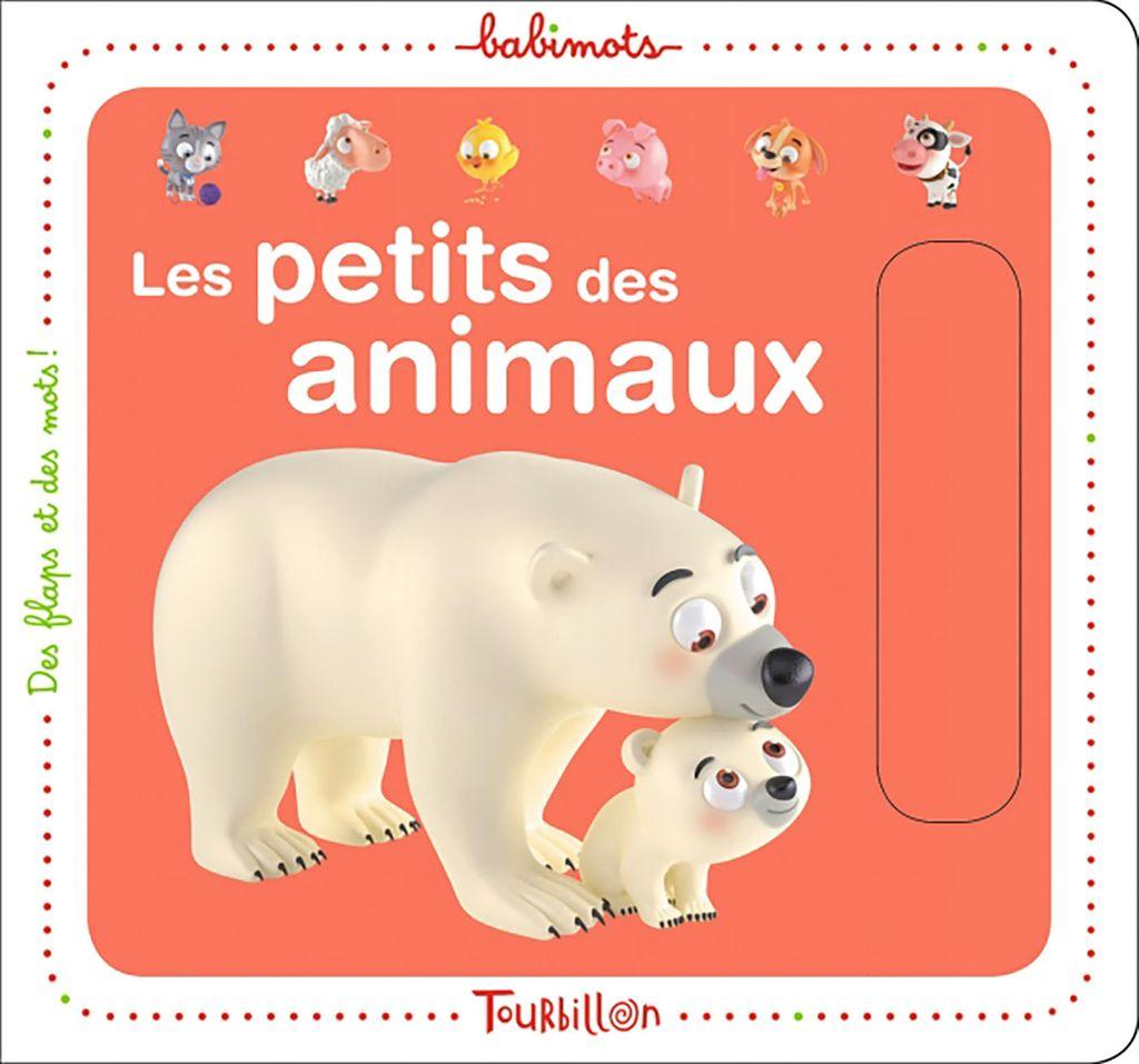 Couverture de «Les petits des animaux – Babimots»