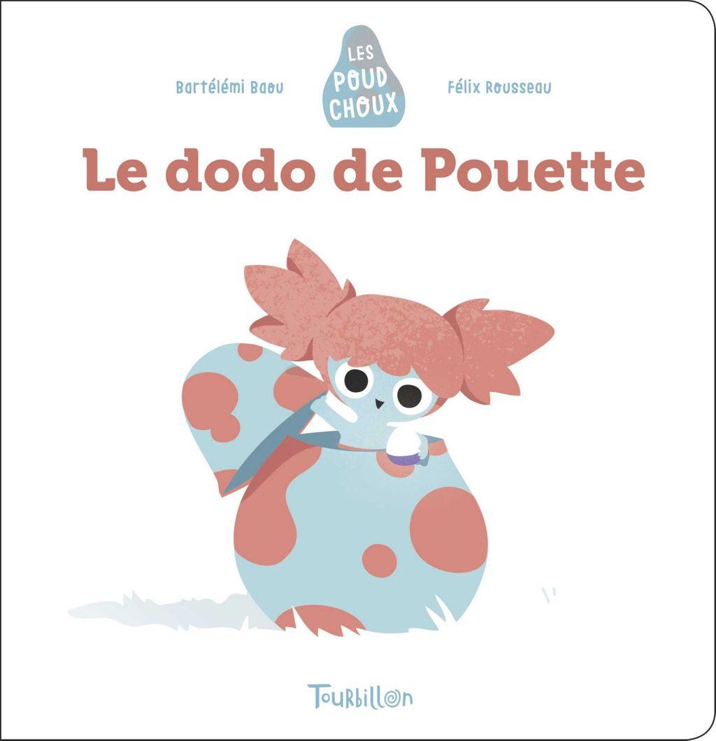 «Le dodo de Pouette – Poudchoux» cover