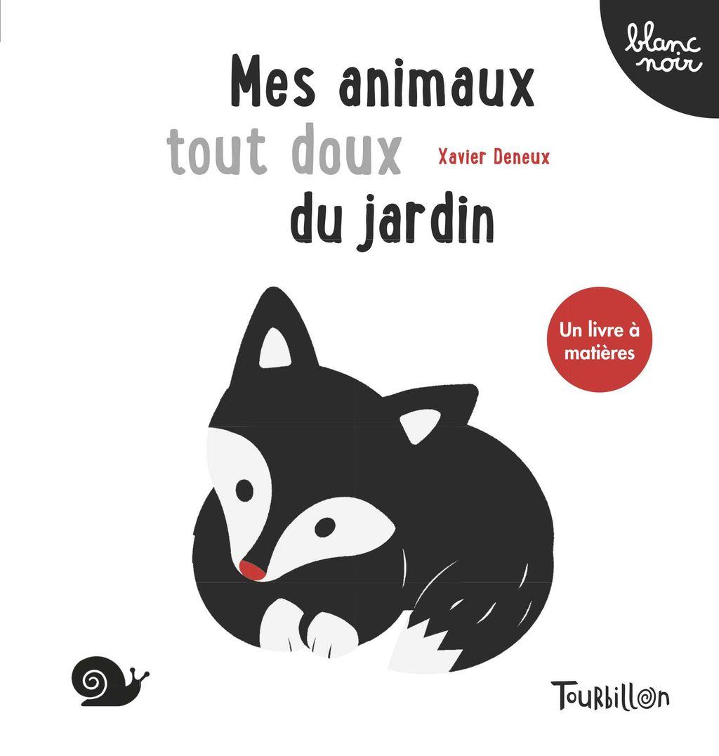 «Mes animaux tout doux du jardin» cover
