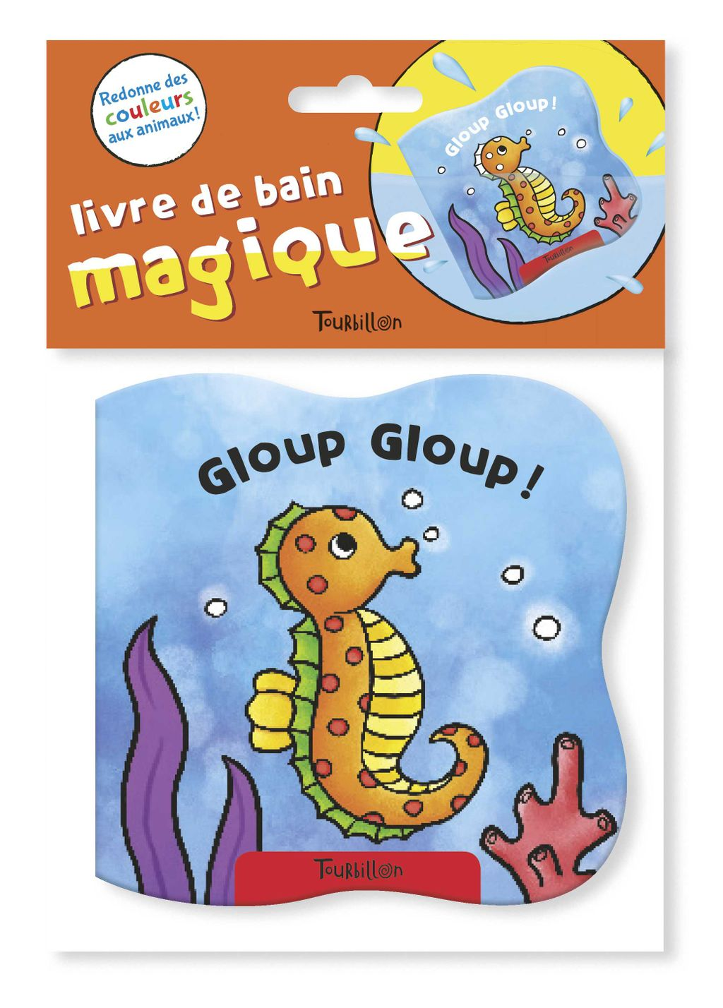 Couverture de « Gloup gloup ! »