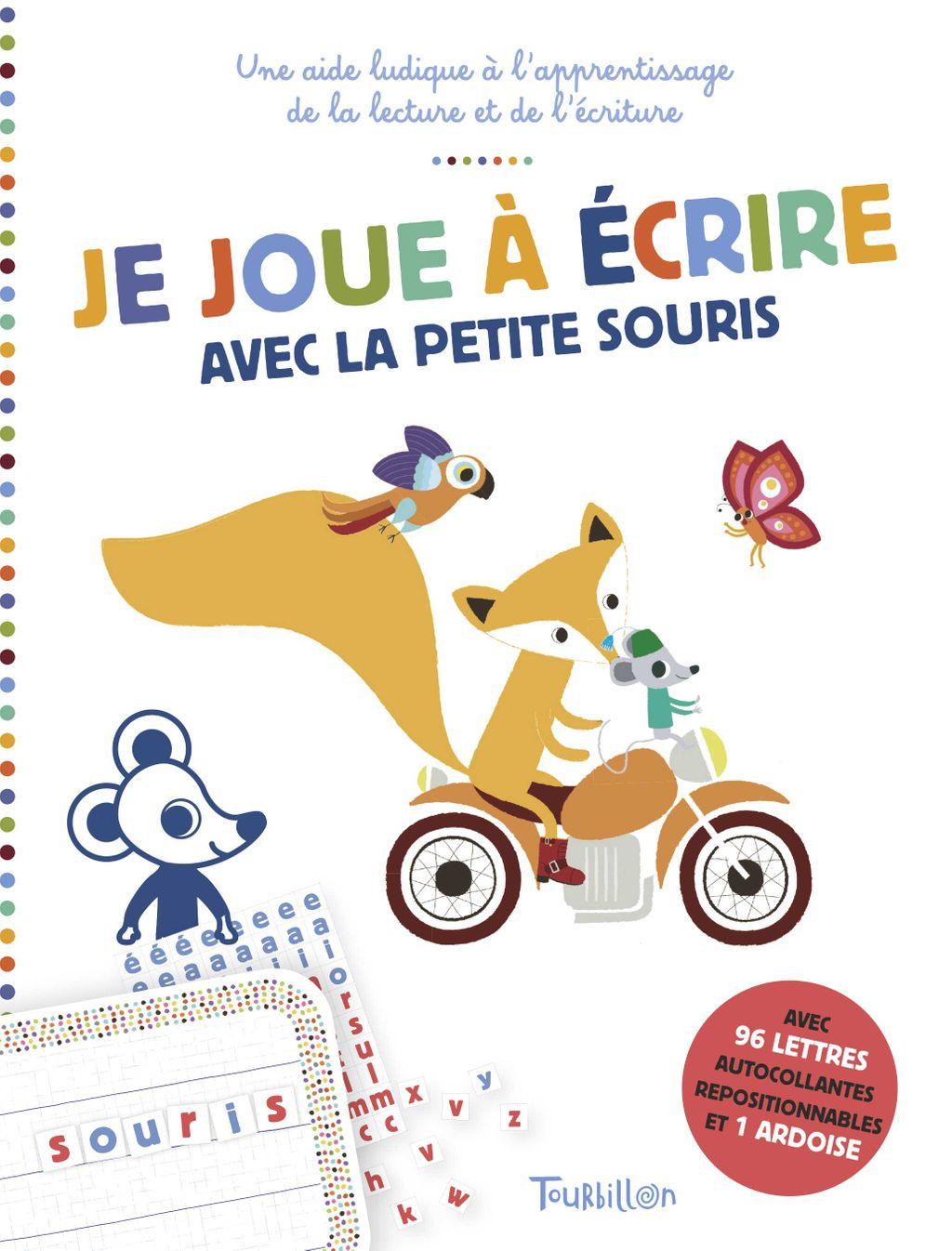 Couverture de «Je joue à écrire avec la petite souris»