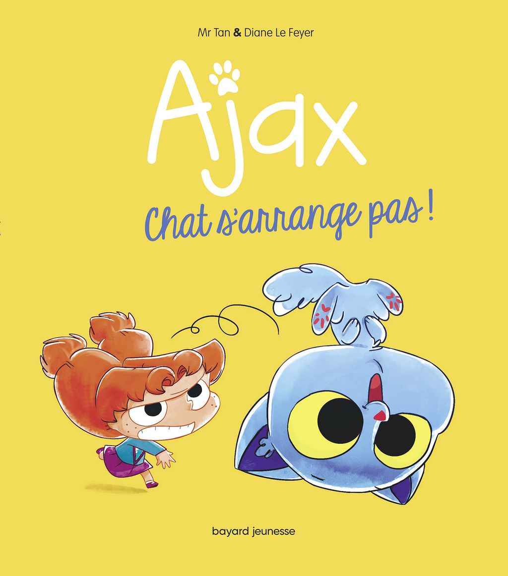 Couverture de « Chat s'arrange pas ! »