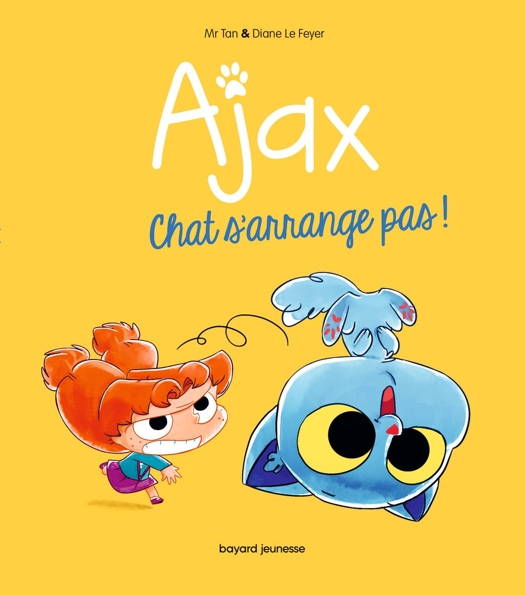 « Chat s'arrange pas ! » cover