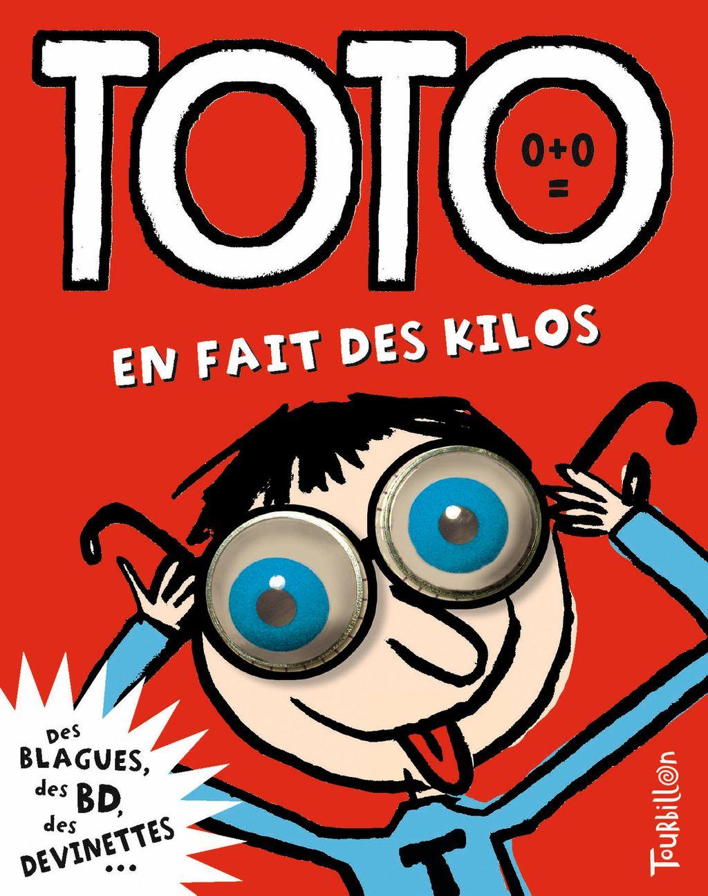 Couverture de «Toto en fait des kilos»