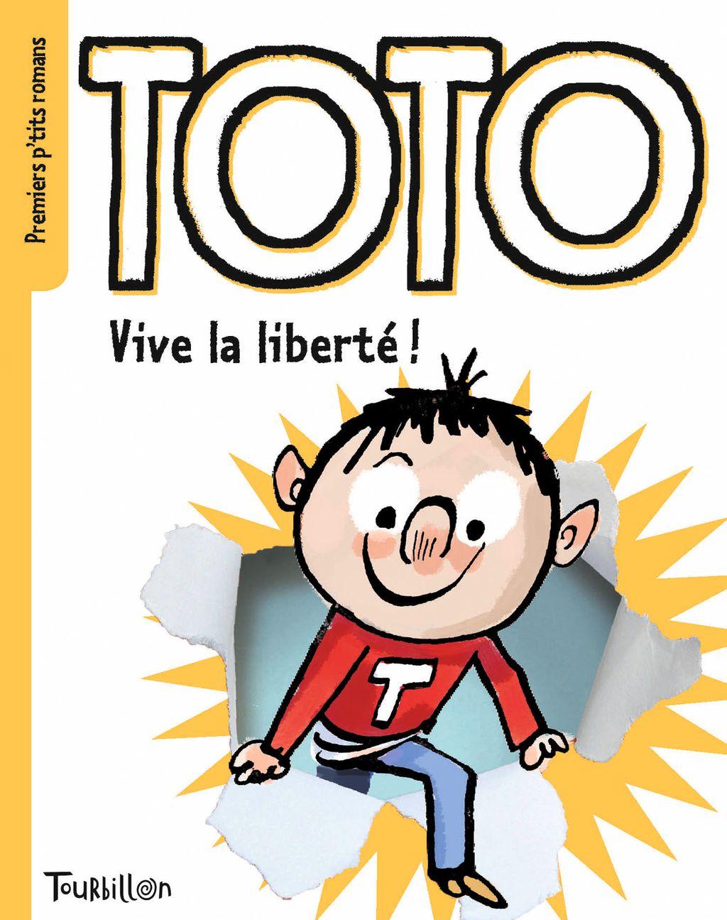 «Toto, vive la liberté !» cover