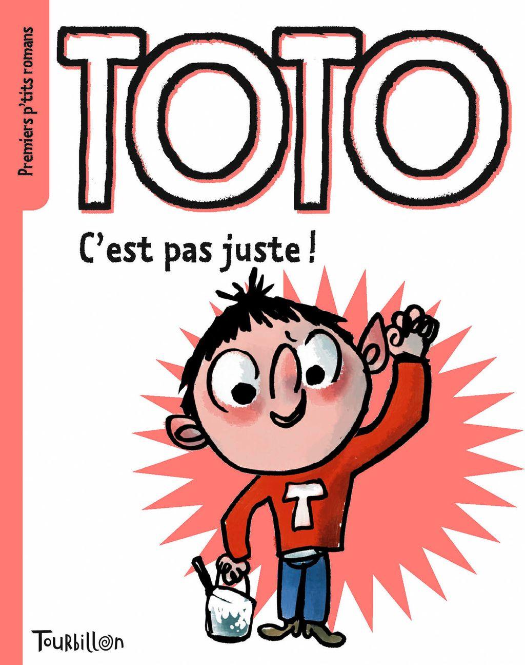 Couverture de «Toto c'est pas juste !»