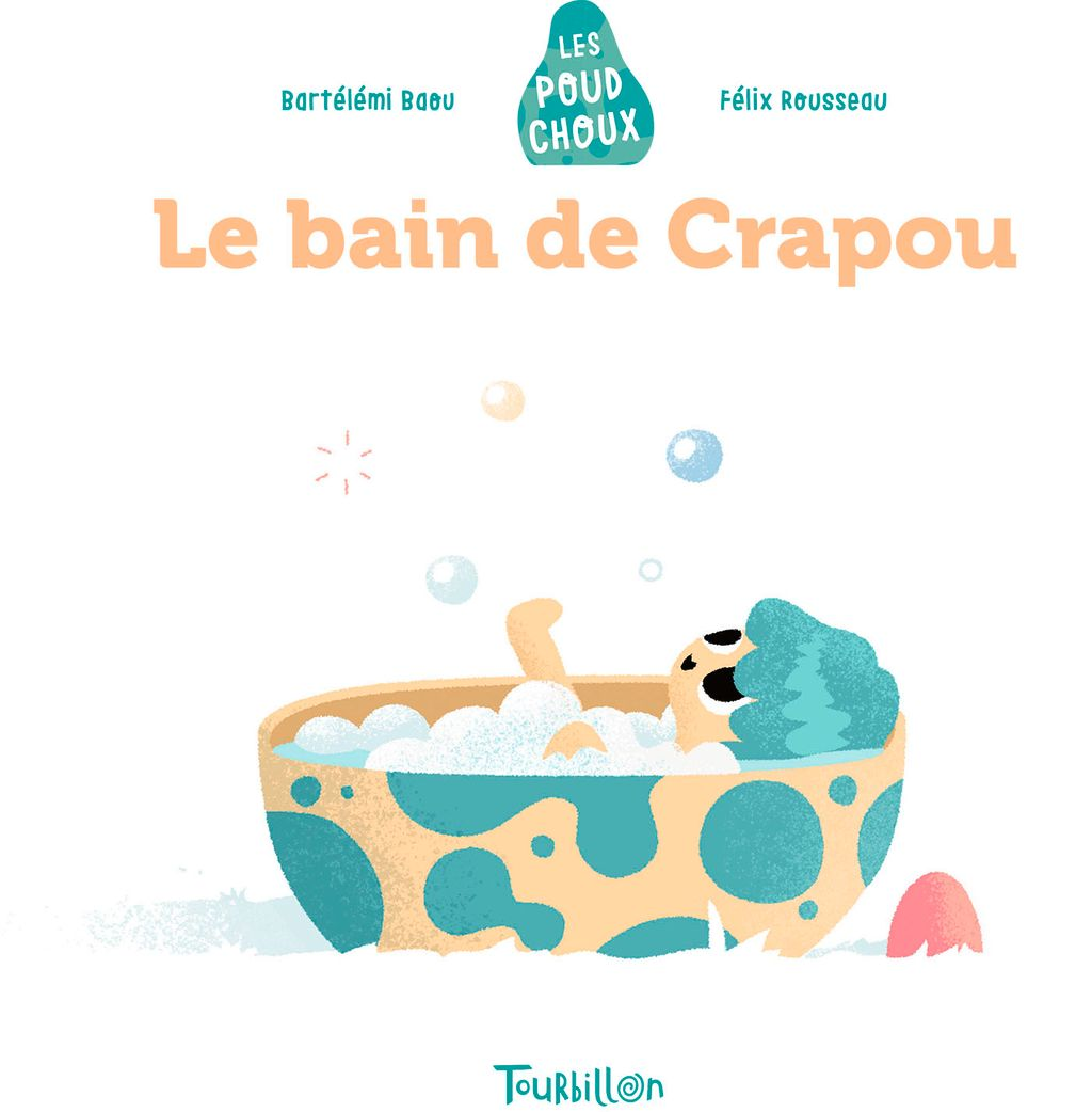 «Le bain de Crapou» cover