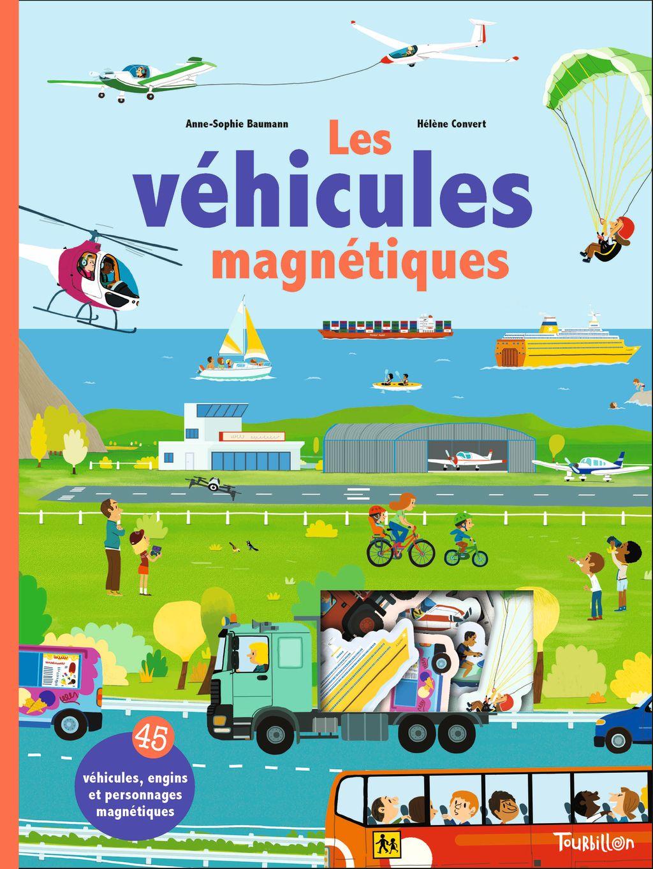 Couverture de «Mes véhicules magnétiques»