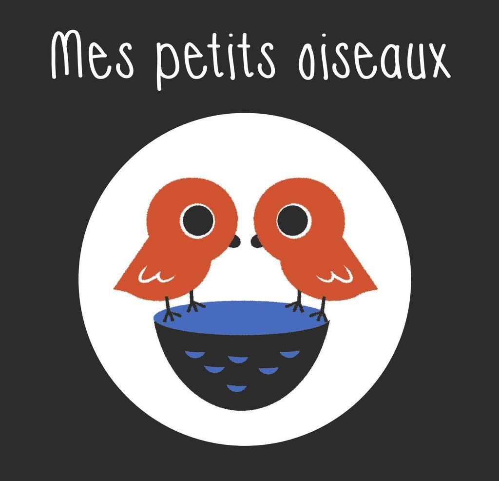 Couverture de «Mes petits oiseaux»